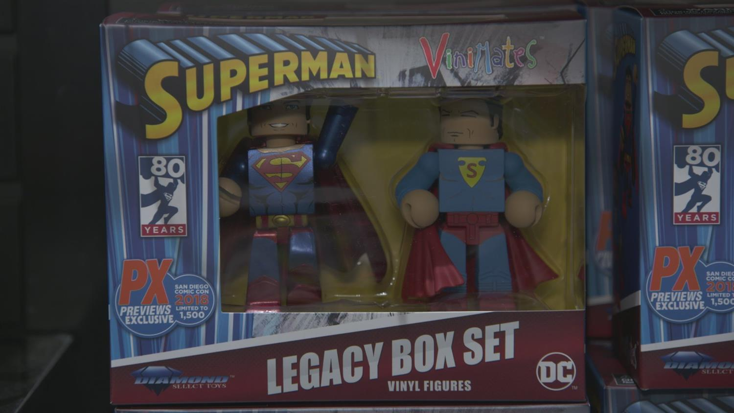 San Diego Comic Con 2018: Exclusive Toys Round Up   SYFY WIRE
