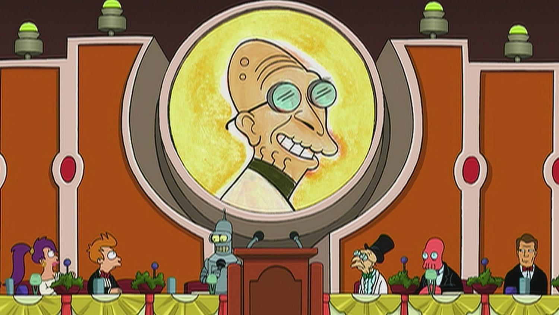 Professor Farnsworth's Obituary