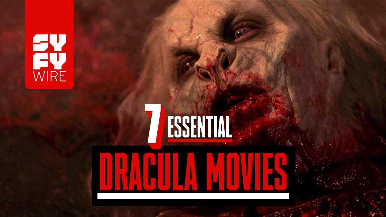 7 Essential Dracula Stories
