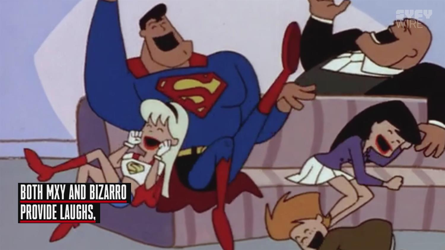 7 Essential Superman the Animated Series Episodes