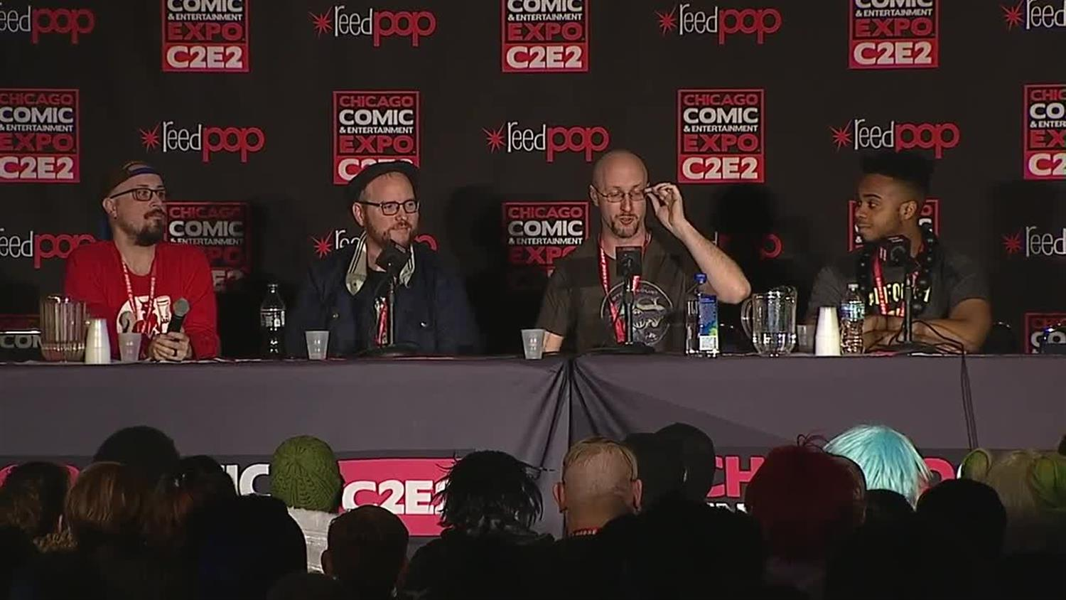 Movies Everyone Disagrees With You On (C2E2 2019)