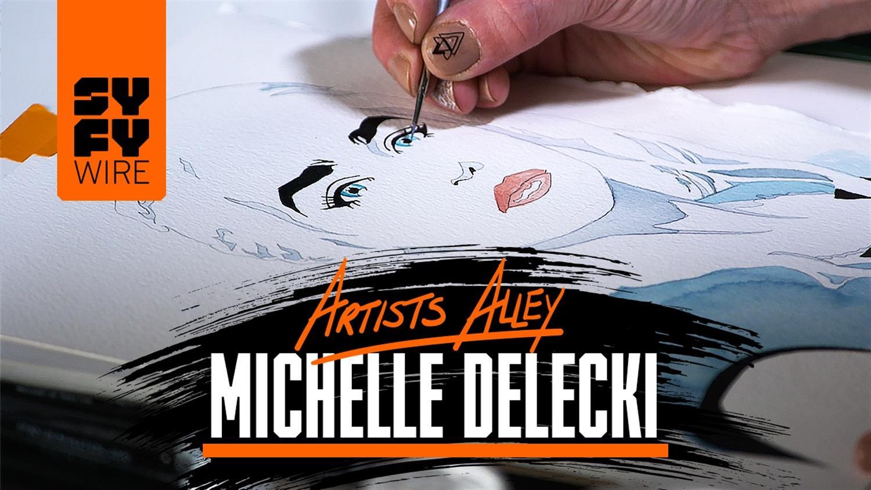 Daenyers Targaryn Painted By Michelle Delecki