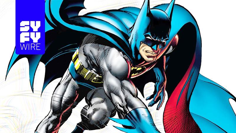 Secrets Of Batman At The DC Library With Jim Lee