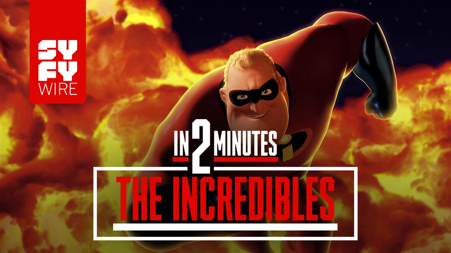The Incredibles in 2 Minutes