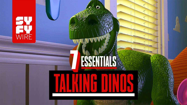 7 Essential Talking Dinosaurs