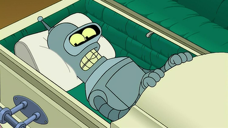 RIP Bender