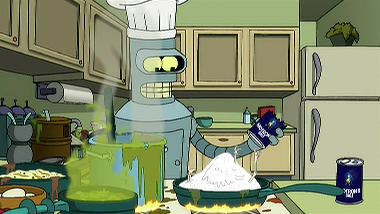 Chef Bender