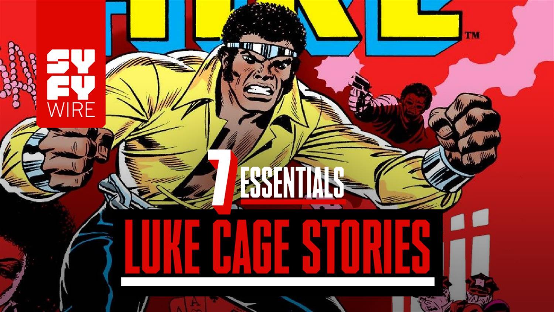 7 Essential Luke Cage Stories