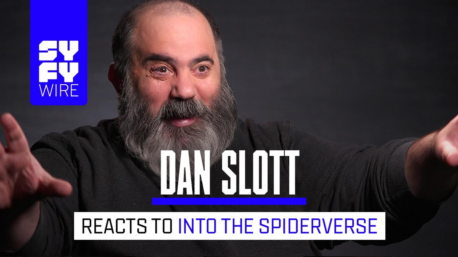 Spider-Man's Dan Slott Reacts To Into The Spider-Verse