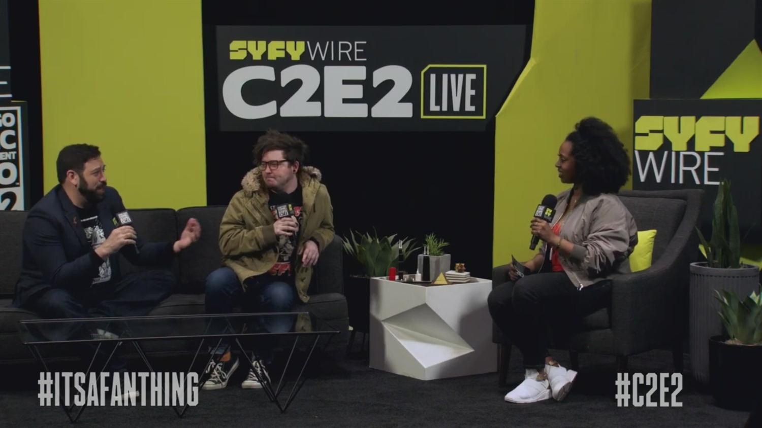 Lion Forge Creators On Creating Comics For All Ages (C2E2 2019)