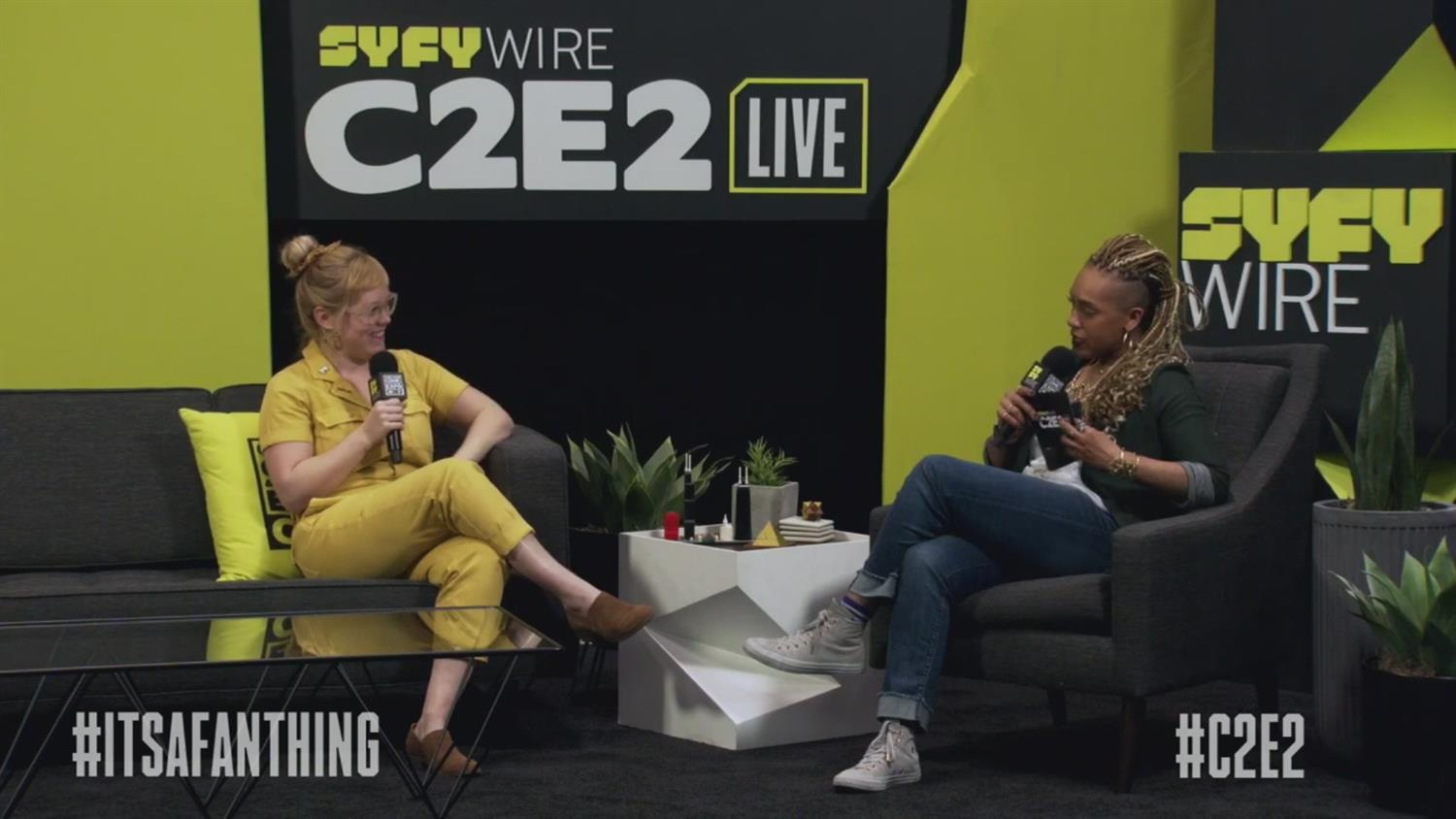 Lucy Knisley Talks New Graphic Novel (C2E2 2019)