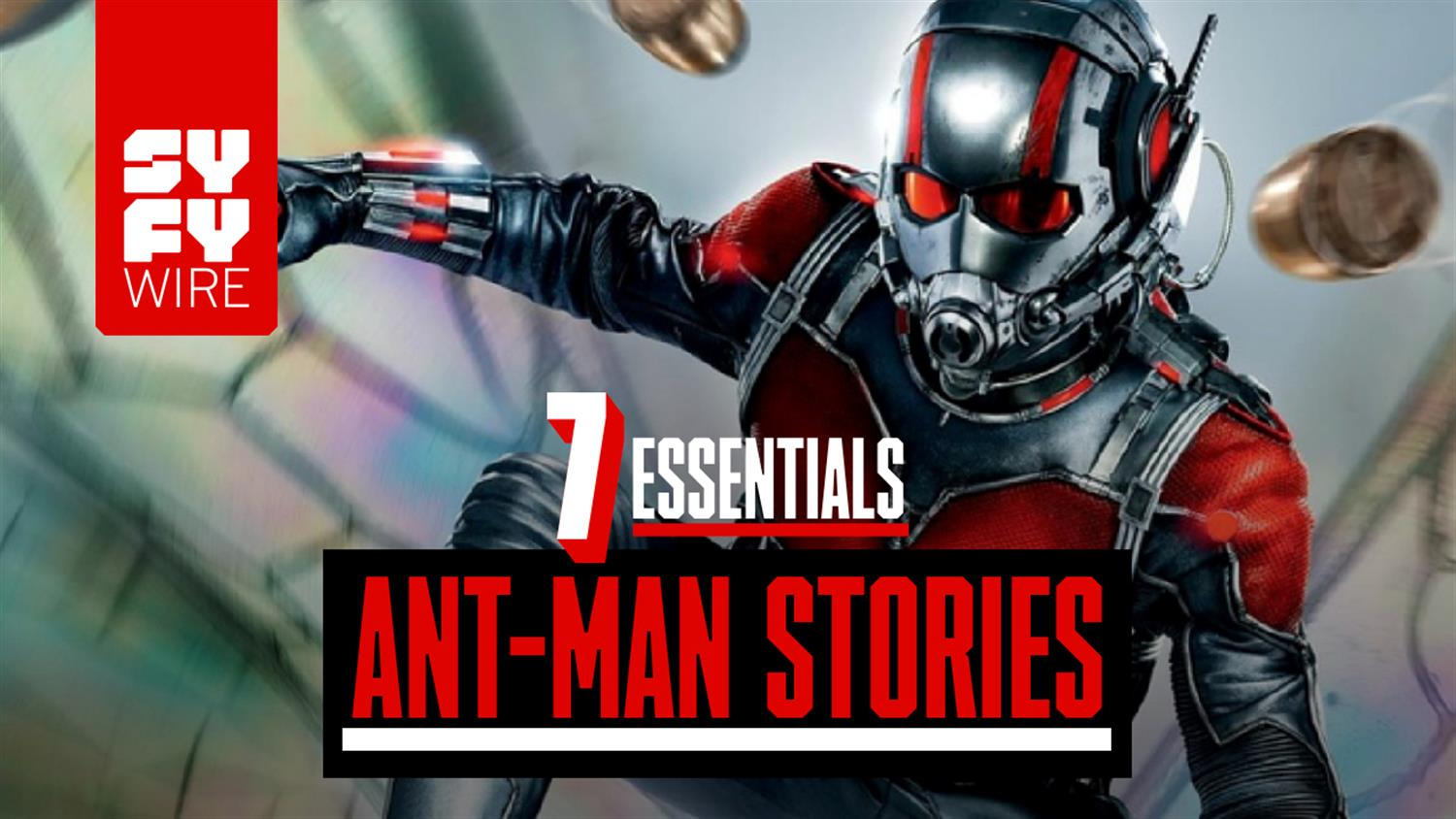7 Essential Ant Man and the Wasp Stories