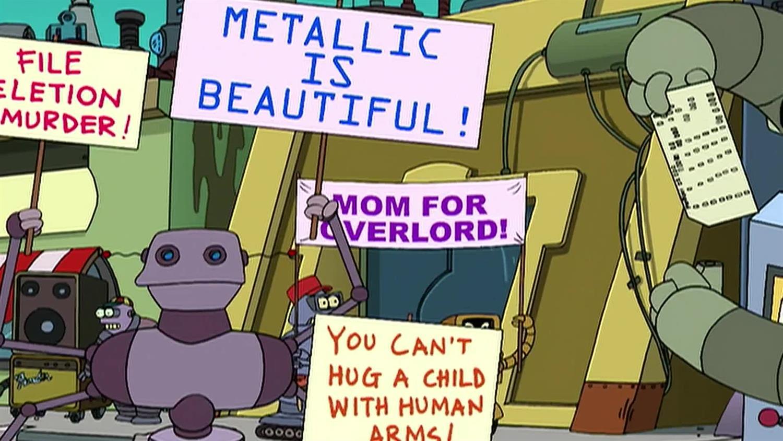 Machine Rebellion for Mom