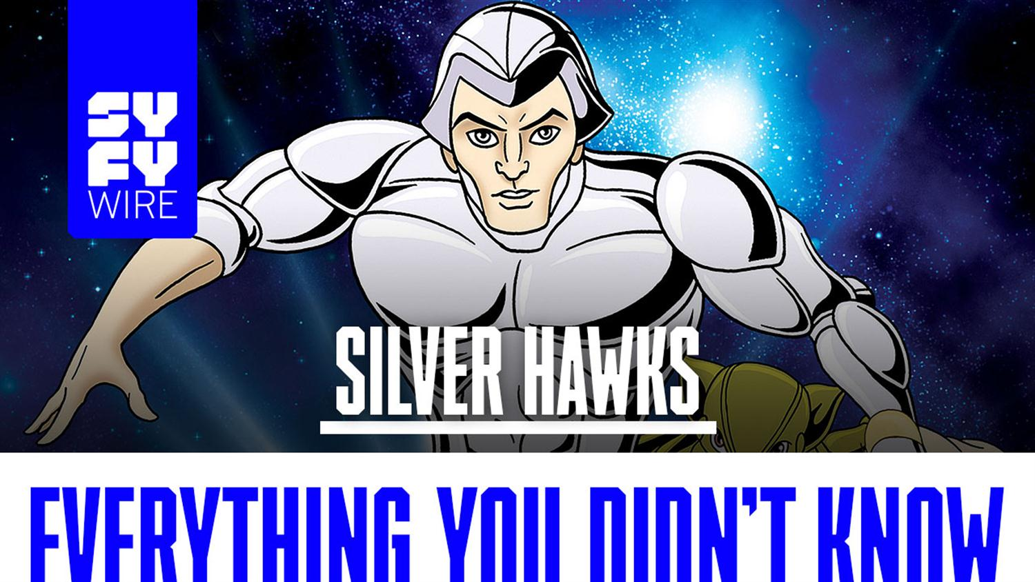 Silverhawks: Everything You Didn't Know