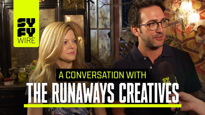 Marvel TV Execs Talk Shop on Runaways