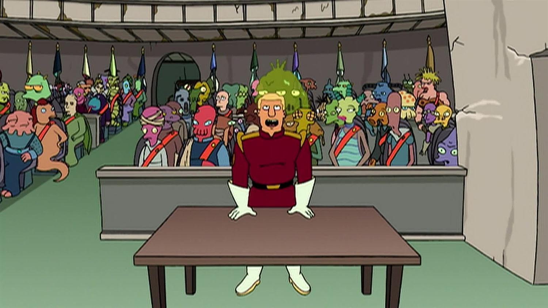 The Trial of Zap Brannigan