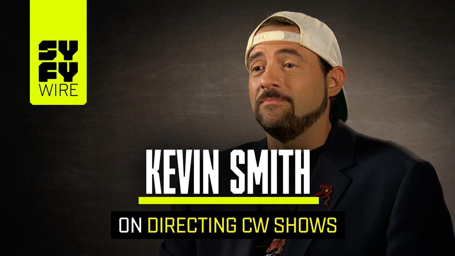 Kevin Smith On Why He Hasn't Directed Arrow