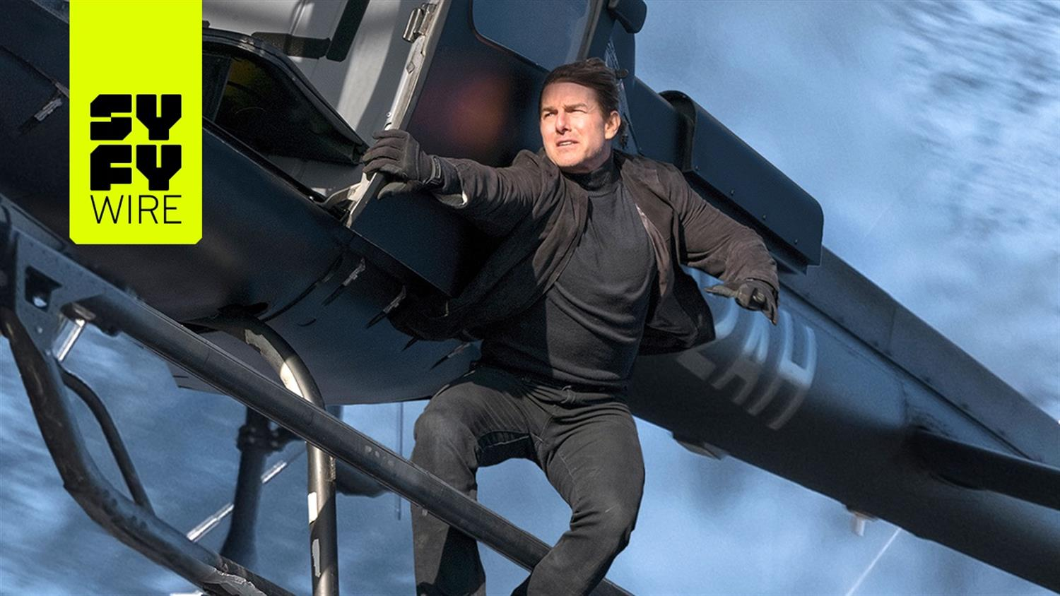 How Those Mission Impossible: Fallout Stunts Happen