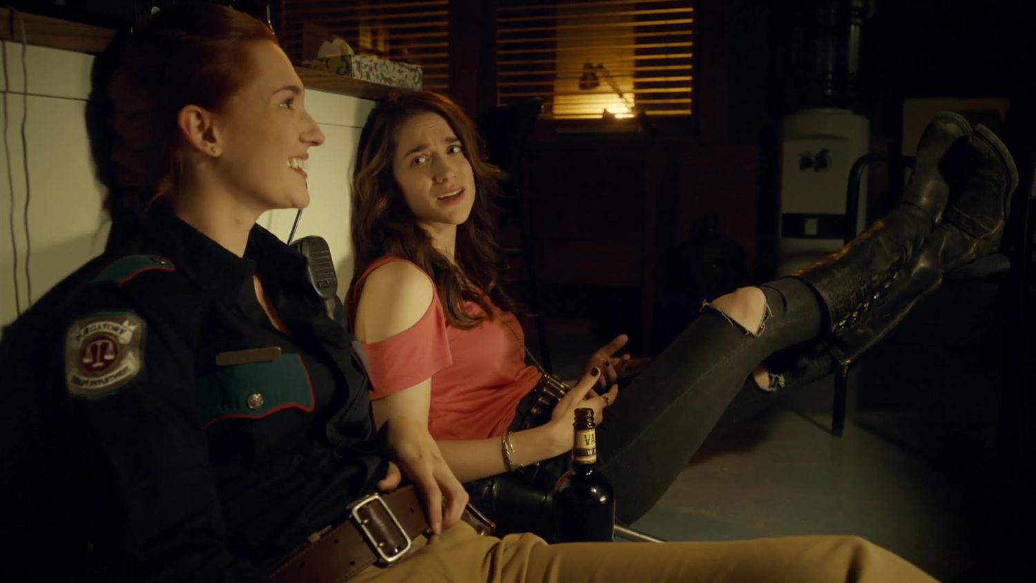 Hottest WayHaught Moments - Prior Engagements