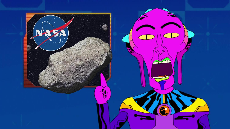 NASA/Brad Pitt