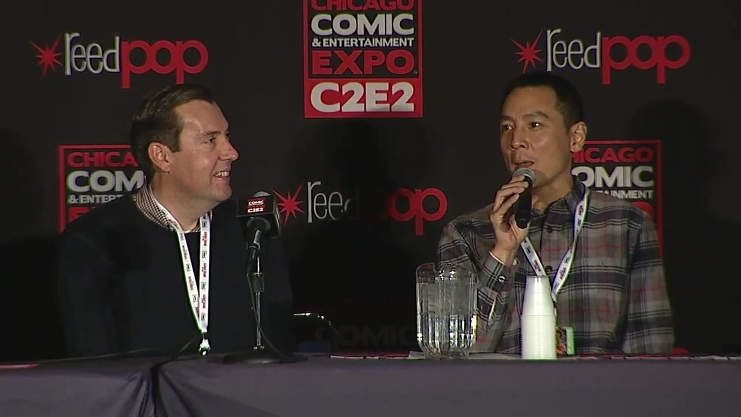 Into The Badlands Panel (C2E2 2019)