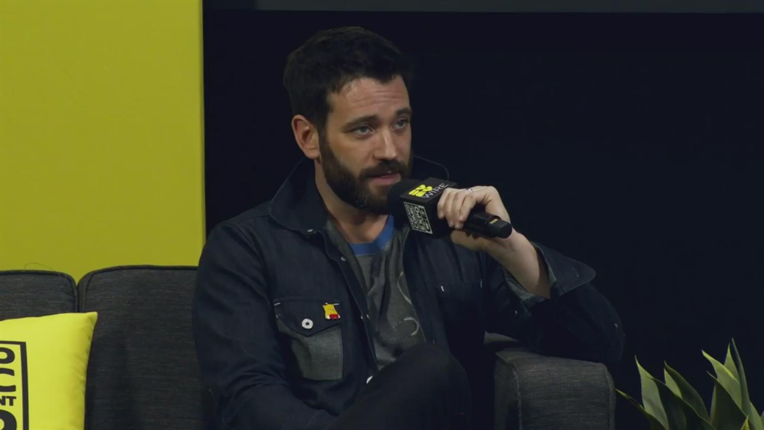 Colin Donnell  on Arrow Ending (C2E2 2019)