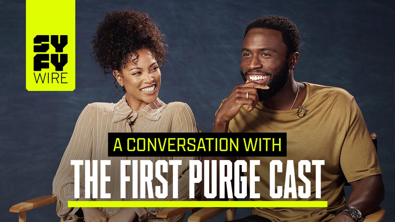 The First Purge Cast: The Horror Comes From The Reality