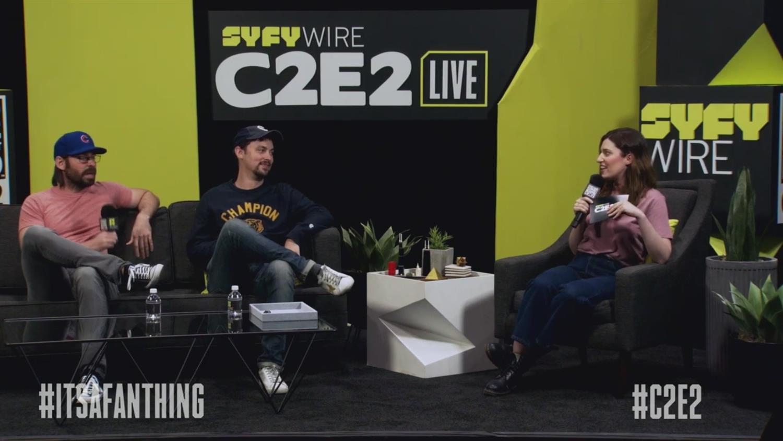 The Cast of Freaks and Geeks Reunite! (C2E2 2019)