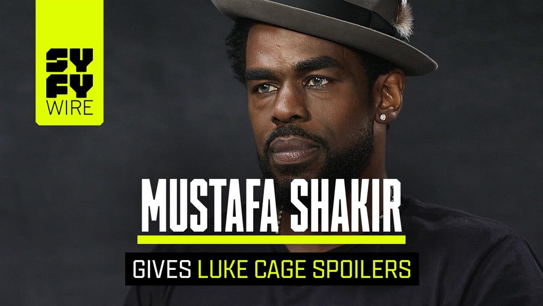 Luke Cage's Mustafa Shakir on Season 3, Bushmaster's Origins & More