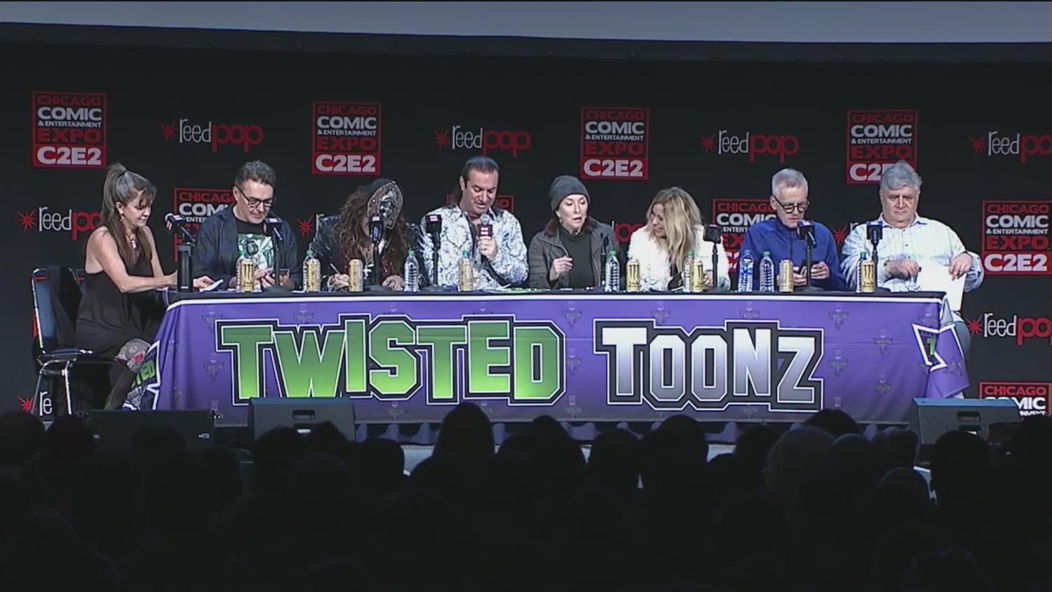 Twisted Toonz: 'National Lampoon's Vacation' (C2E2 2019)