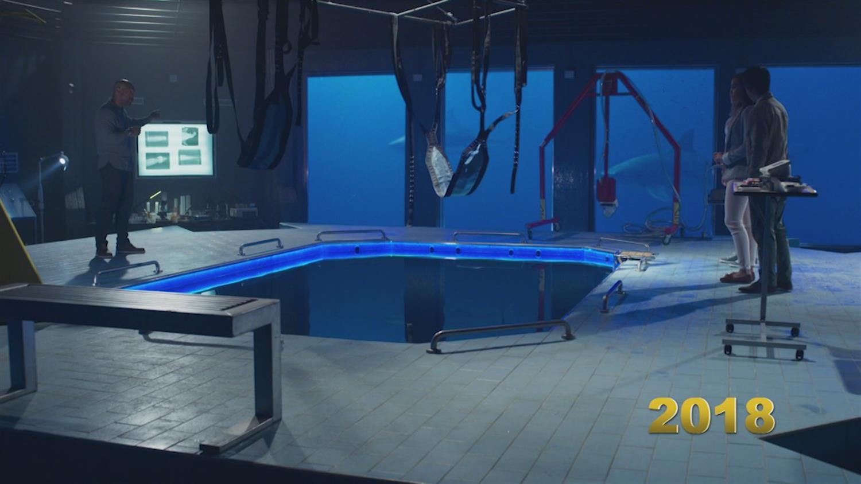 Exclusive: Deep Blue Sea v Deep Blue Sea 2 Supercut
