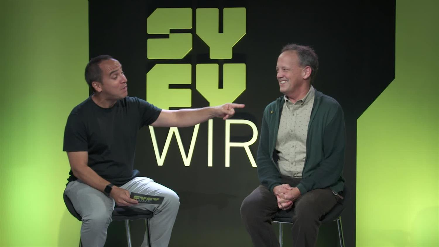 Star Wars: The Clone Wars' Dee Bradley Baker on The Return of Clone Wars Series | SYFY WIRE