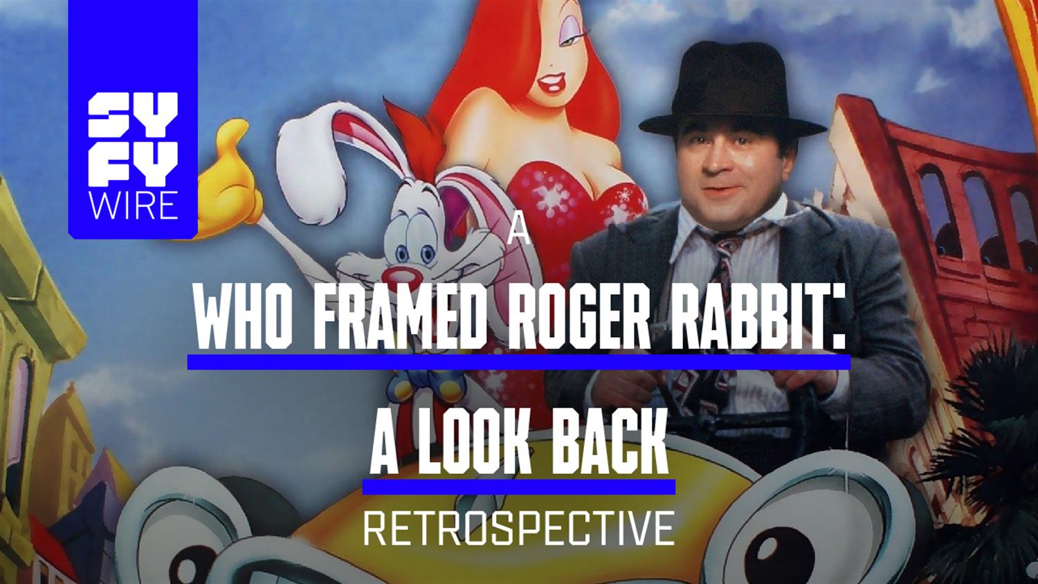 Syfy - Watch Full Episodes | Who Framed Roger Rabbit: Just Drawn ...