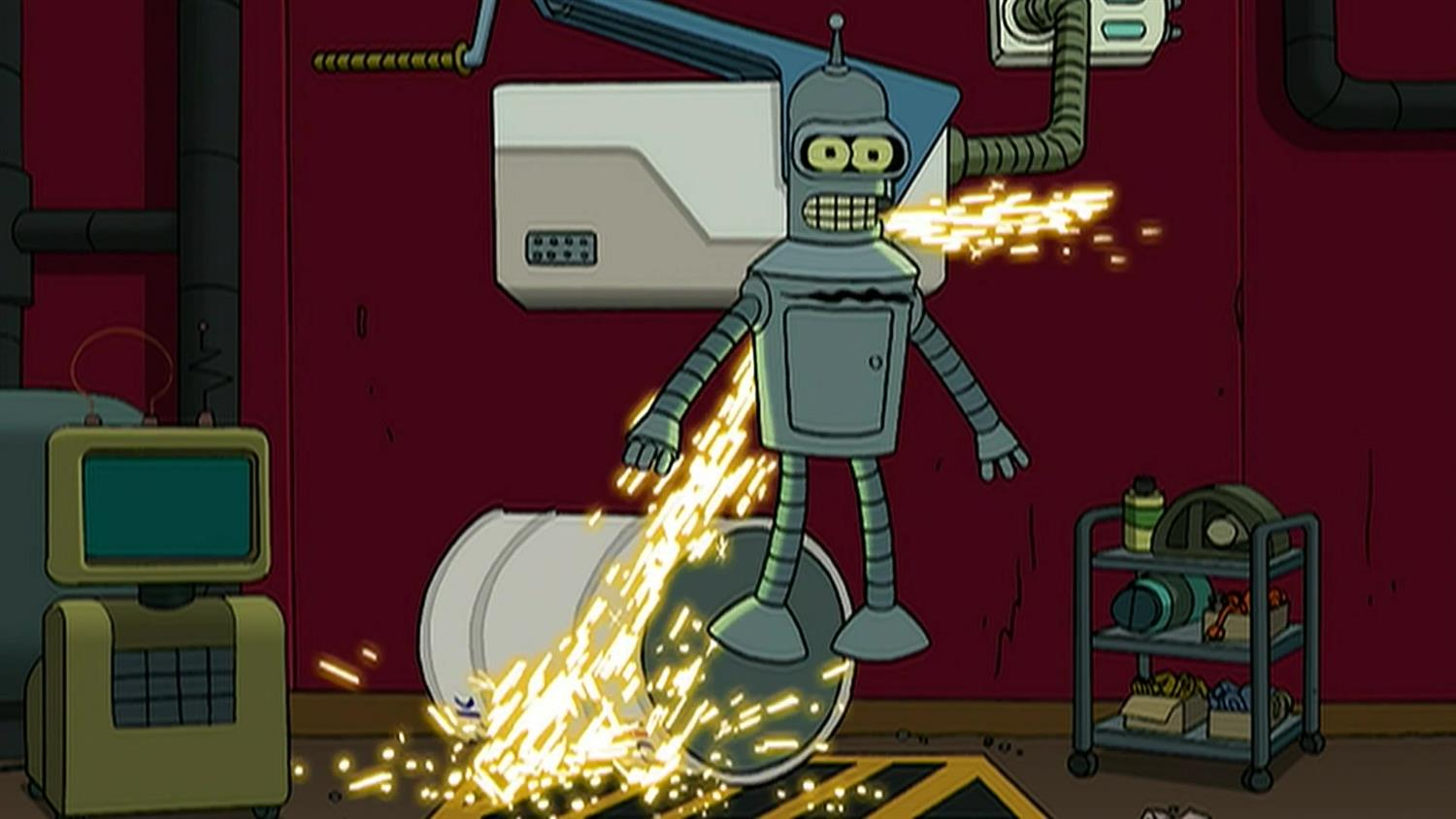 Bender's Accident