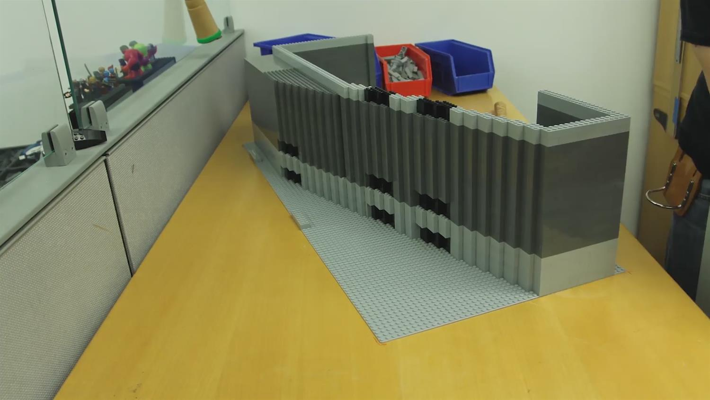 See How a LEGO Millennium Falcon Pedicab Gets Made!