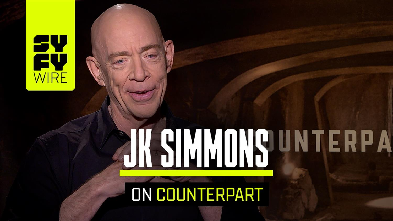 J.K. Simmons Previews Counterpart Season 2