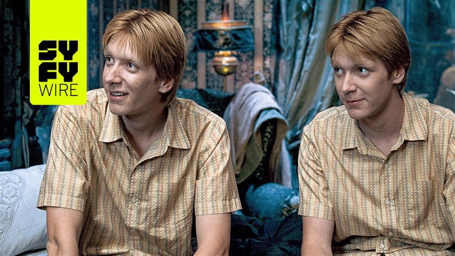 Harry Potter Trivia Challenge with Tom Felton: Weasley Edition