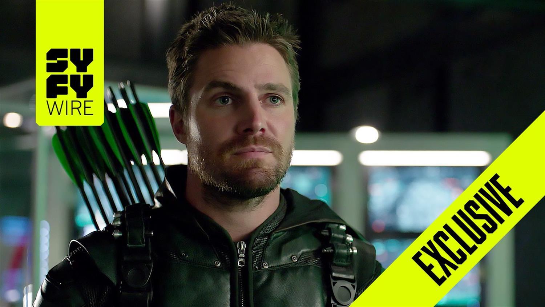Excusive Supercut: Arrow Season 6 - Fractured Arrow