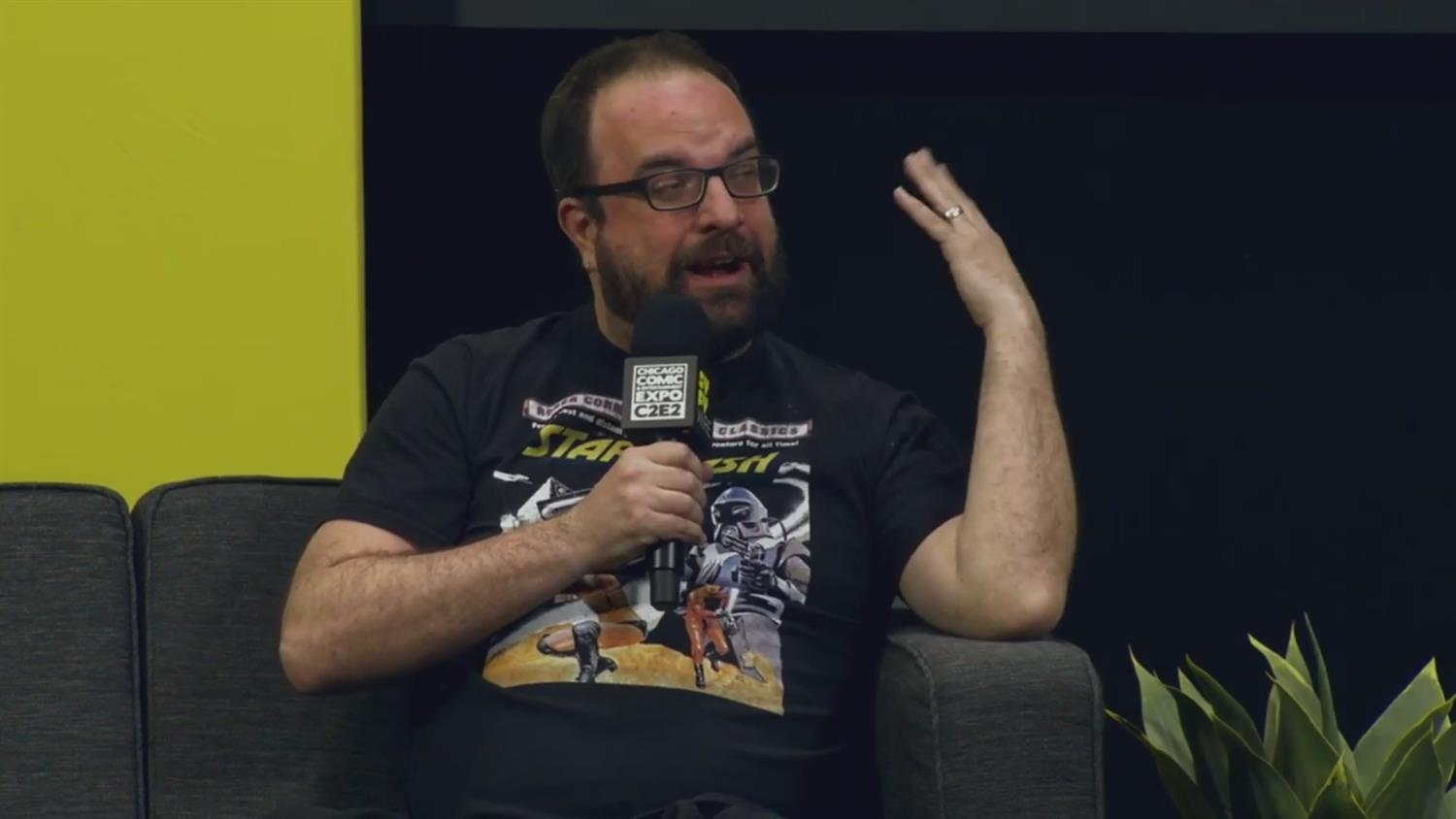 Injustice Vs. Masters Of The Universe's Tim Seeley (C2E2 2019)