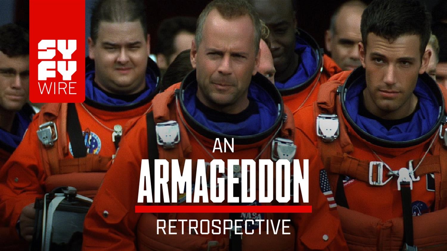 Armageddon: Don't Wanna Miss This Thing (A Look Back)