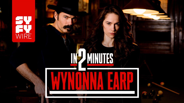 Wynonna Earp Seasons 1-2 in 2 Minutes