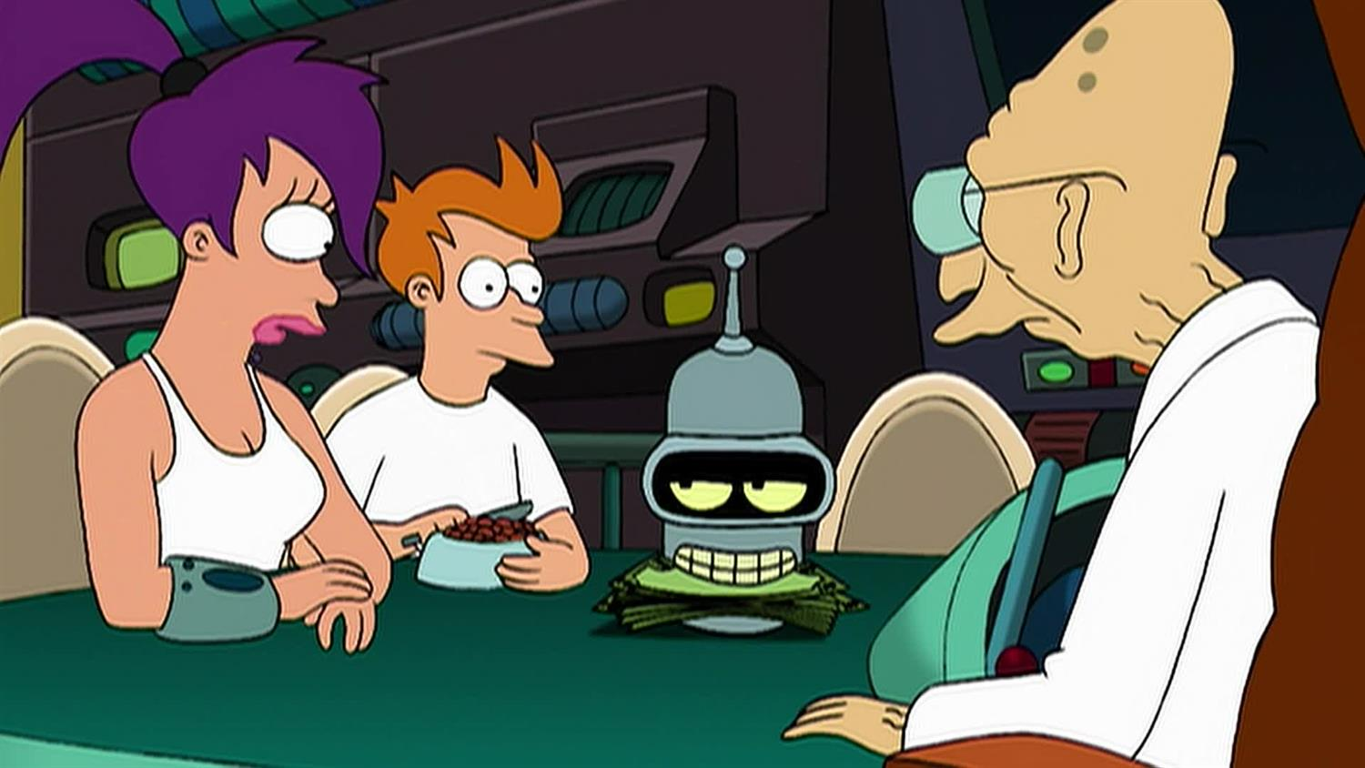 Bender's Rich New Life