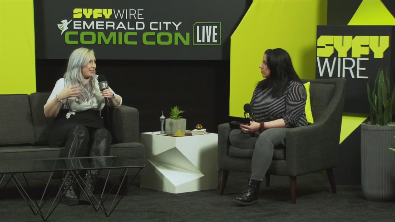 Developer Zoe Quinn On Being A Wrestling School Dropout (ECCC 2019)