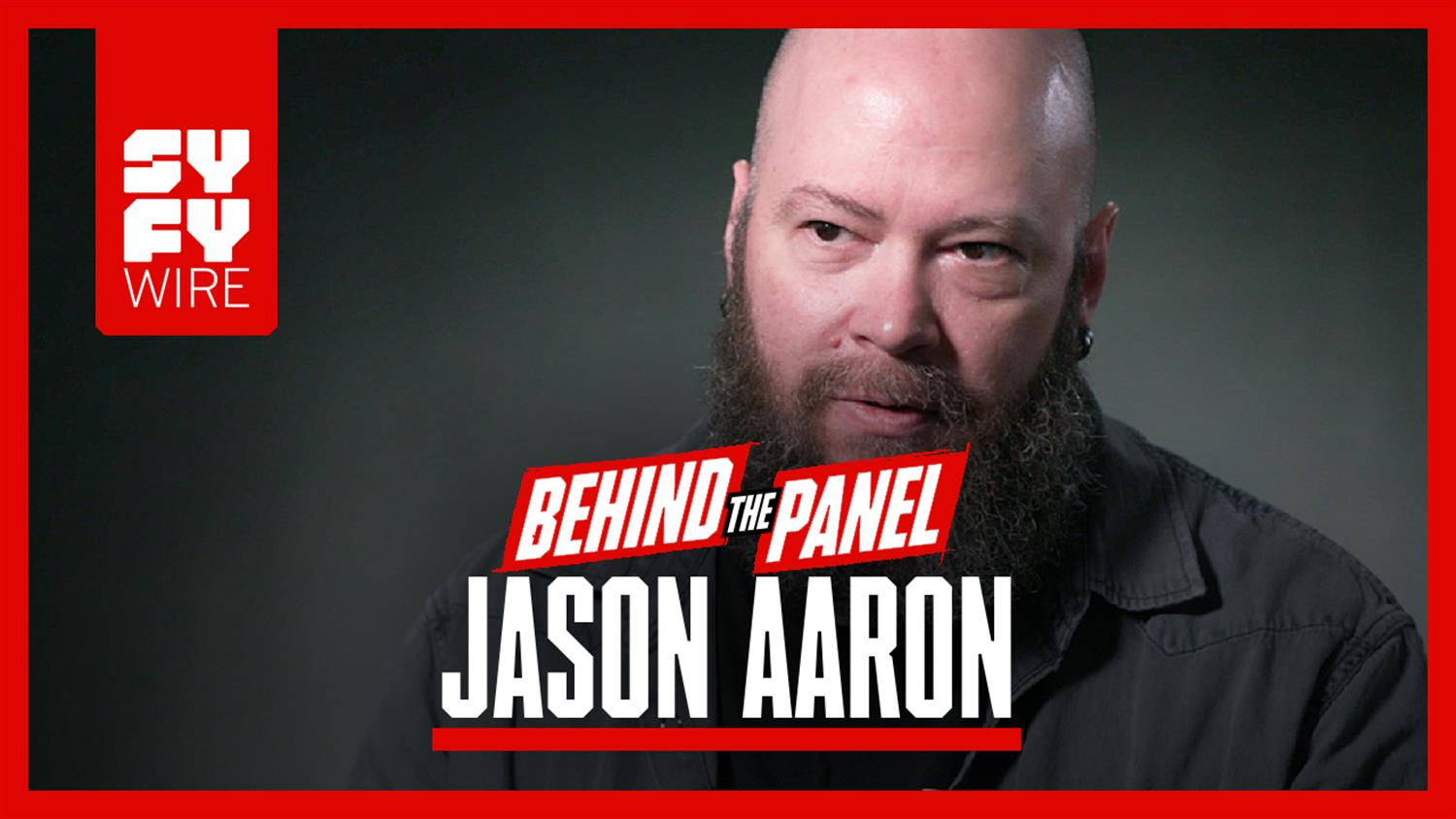 Shaping the Avengers and Star Wars: Jason Aaron Speaks (Behind the Panel)