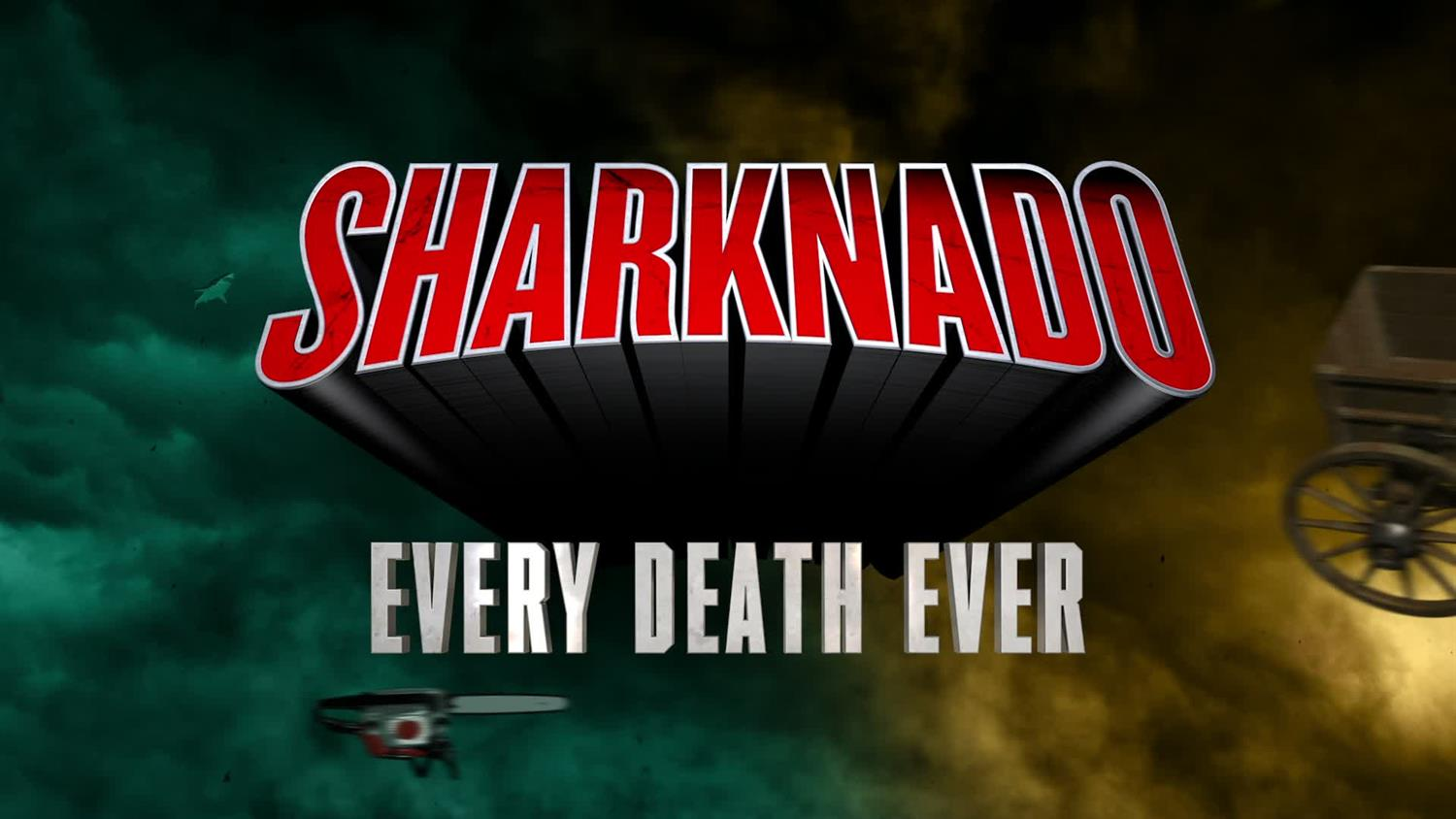 Sharknado: Every Death Ever