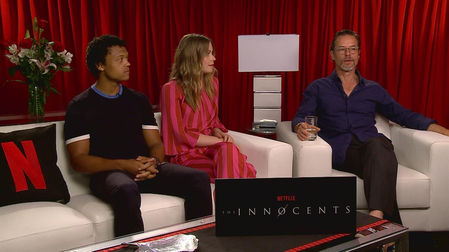 The Innocents' Cast on Netflix's Psychological Supernatural Show