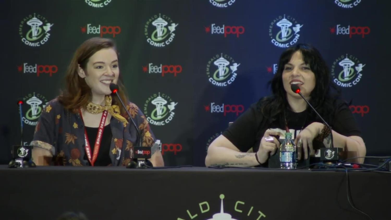 She-Ra & the Princesses of Power: Full Panel (ECCC 2019)