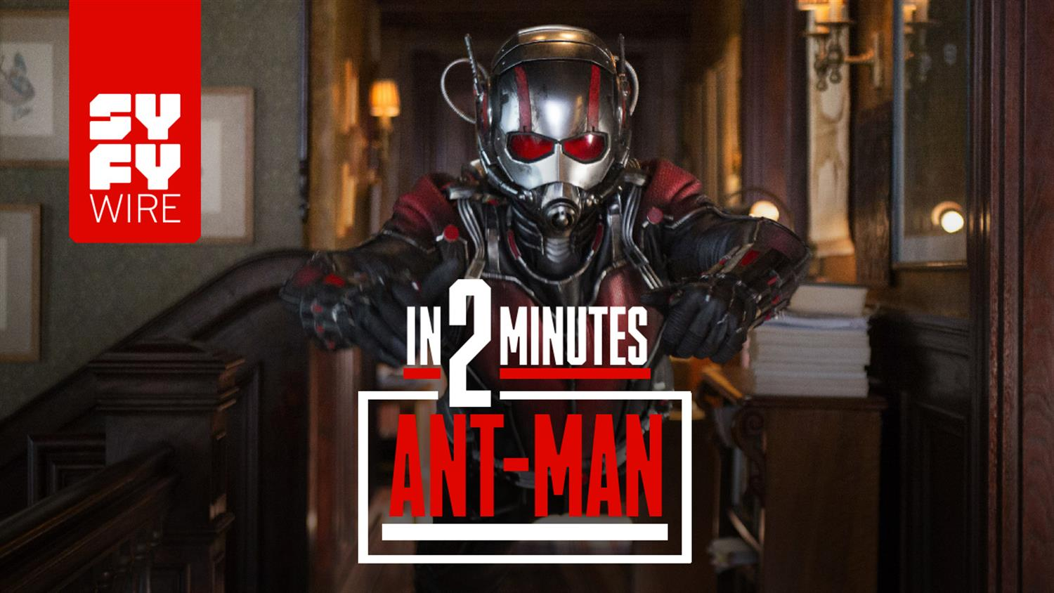 Ant Man in 2 Minutes