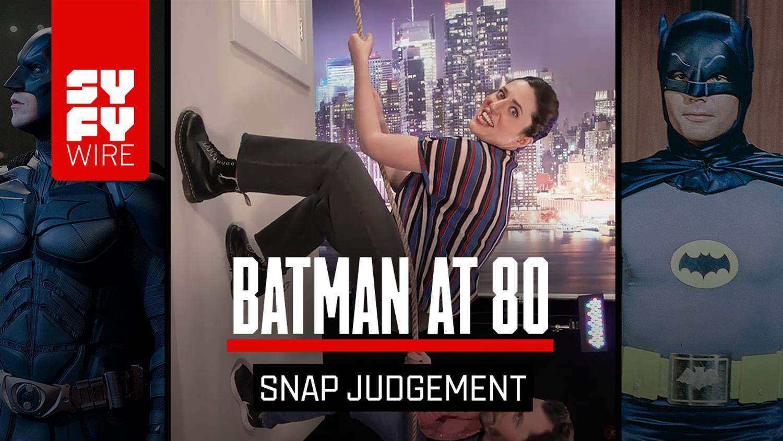 Batman at 80: Who's The Best Batman?