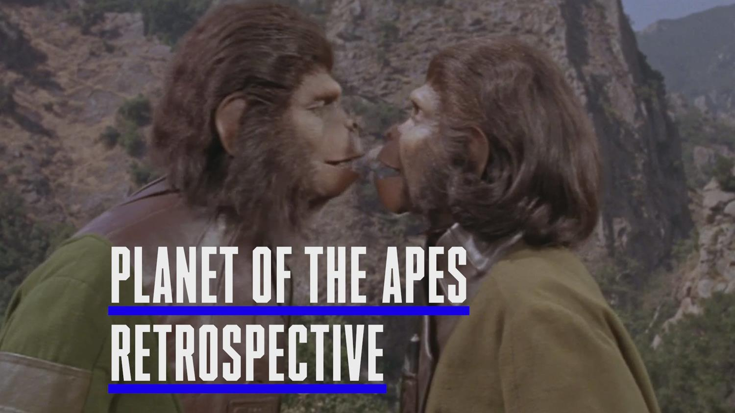 Planet of the Apes: A Look Back